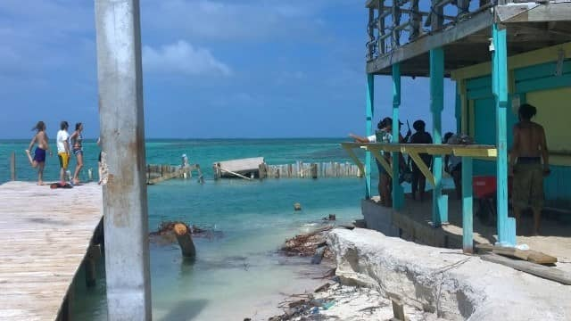 The Split Caye Caulker Belize