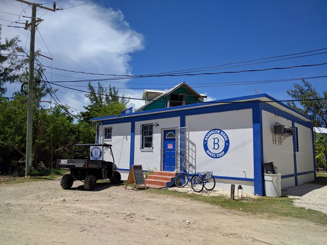 Brooklyn Brothers Bagel Shop Ambergris Caye