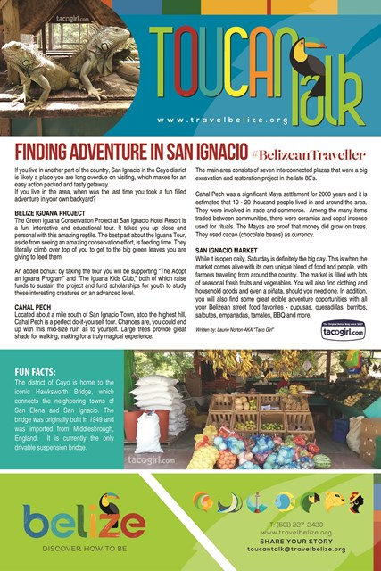 Finding Adventure in San Ignacio