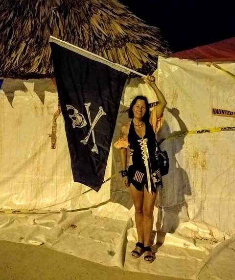 Wayos Beach Bar Belize