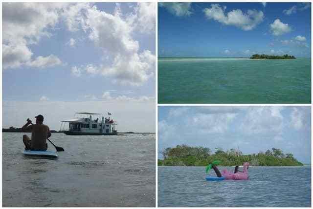 Boat Charter Belize