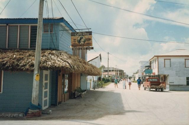 Ambergris Caye History