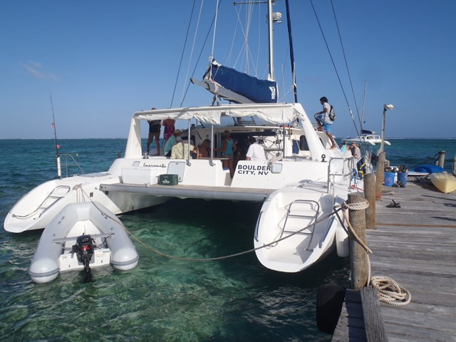 Move from Belize to Roatan