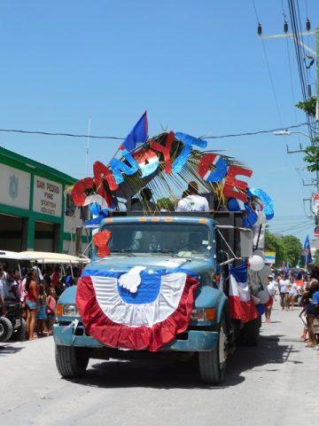 Independence Day Parade Belize