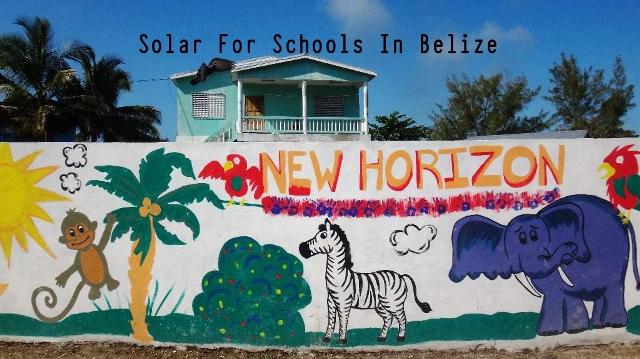 Solar For Schools In Belize 2018