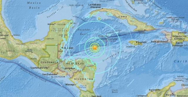 Tsunami Warning Ambergris Caye Belize