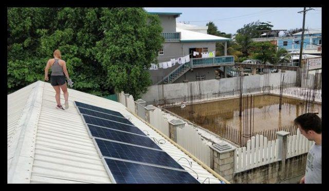 New Horizons Primary School Ambergris Caye