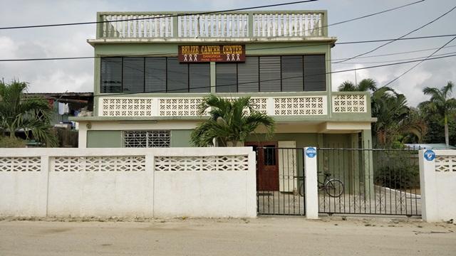 Belize Cancer Center in Dangriga