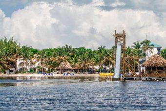 Fighting Crime on Ambergris Caye