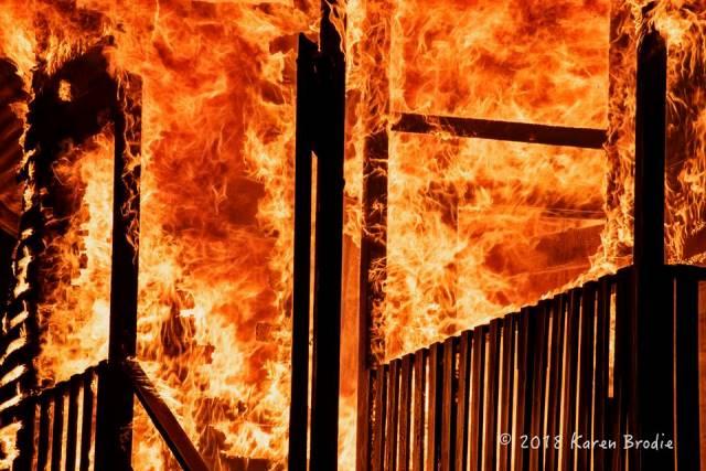 San Pedro Fire Boca Del Rio