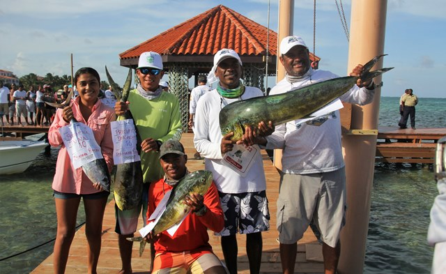 Bimini Start Deep Sea Classic Fishing Tournament