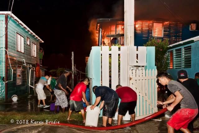 San Pedro Fire