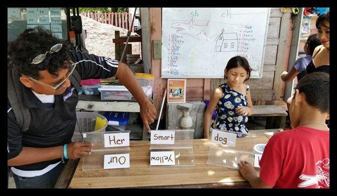 Summer School Belize