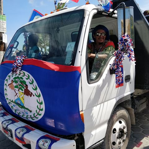 Happy Birthday Belize