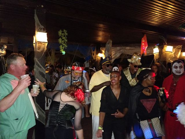 Holiday Hotel Halloween Party 2018