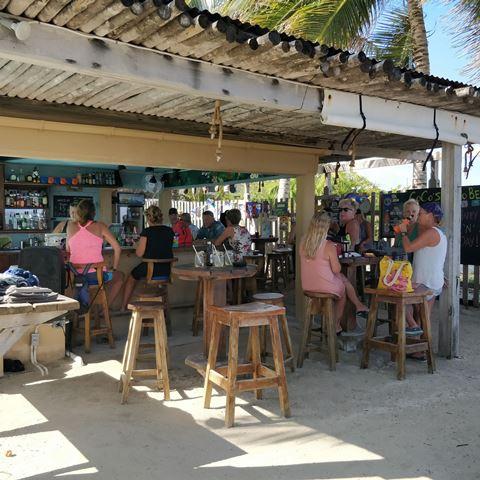 Belize Beach Bar