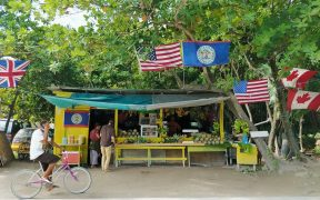Ambergris Caye Shopping