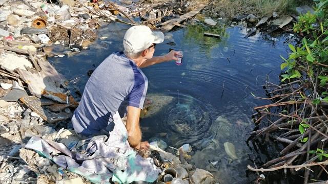 Ambergris Caye Water Testing